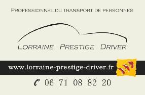 Lorraine Prestige Driver  Neufchâteau