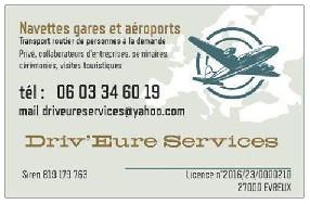 Driv'Eure services évreux